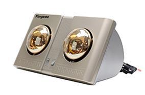 Đèn sưởi nhà tắm kangaroo KG247