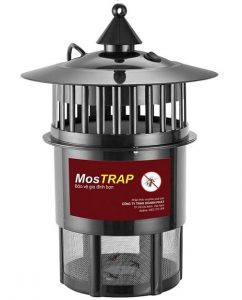 Đèn bắt muỗi Mostrap