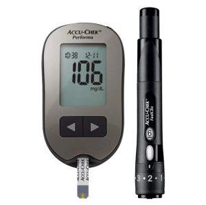 Máy đo đường huyết Accu-Chek