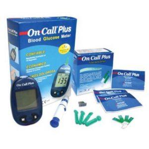 Máy đo đường huyết On Call