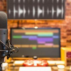mic thu am