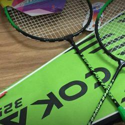 vợt cầu lông nào tốt