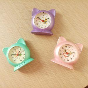Đồng hồ OEM thiết kế tai thỏ điều khiển thông minh