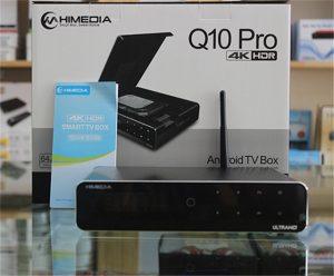 Android tivi box Himedia Q10 Pro