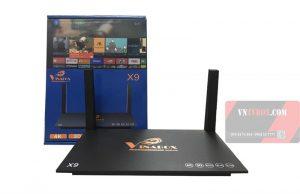 Android tivi box vinabox x9