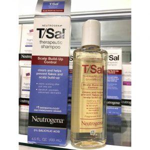 Dầu gội Neutrogena T/Sal với tác dụng trị gàu từ gốc