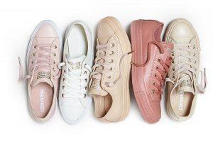 Giày sneaker nữ Converse cổ thấp Chuck Taylor All Star Spring Blossom
