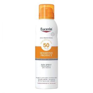 Kem chống nắng Eucerin Spray Transparent SPF50+