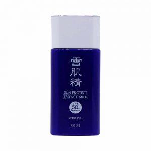 Kem chống nắng Kose Sekkisei Sun Protect Milk SPF 50+/ PA++