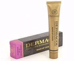Kem che khuyết điểm Dermacol Make-up Cover