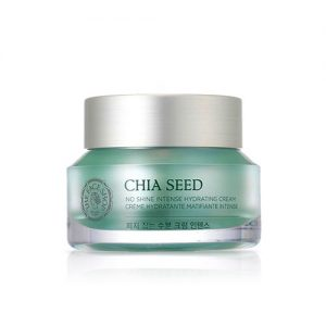 Kem dưỡng The Face Shop Chia Seed No Shine Intense