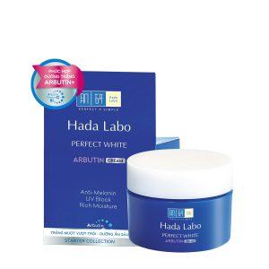 Kem dưỡng trắng da Hada Labo Perfect White Cream