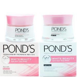 Kem dưỡng trắng da Pond's White Beauty
