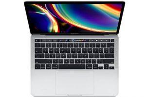 Máy vi tính xách tay MacBook Pro Touch 2020 i5