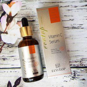 Serum vitamin C cao cấp Ecotop 50ml