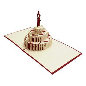 Thiệp sinh nhật 3D Ninrio - Birthday Gifts