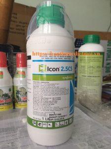 Thuốc diệt muỗi Icon 2.5 CS