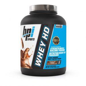 Whey protein BPI Sport
