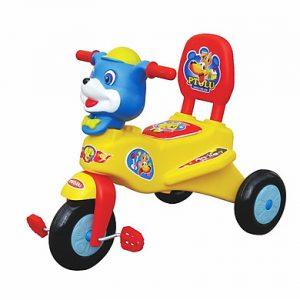 Xe chòi chân 3 bánh Chợ Lớn L7 con Chó