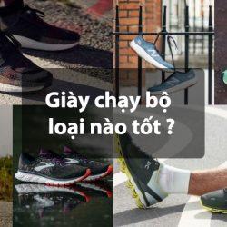 giày chạy bộ tốt nhất