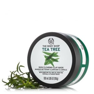 Mặt nạ đất sét The Body Shop Tea Tree Face Mask