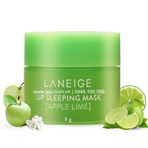 Mặt nạ ngủ cho môi Laneige Lip Sleeping Mask Apple Lime