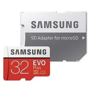 Thẻ nhớ Micro SD Samsung Evo Plus 32GB Class 10