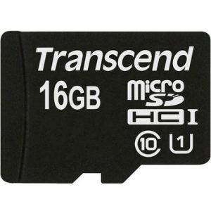 Thẻ nhớ Transcend 16Gb Class 10