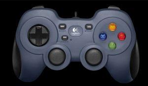 tay cầm chơi game Logitech Gamepad F310