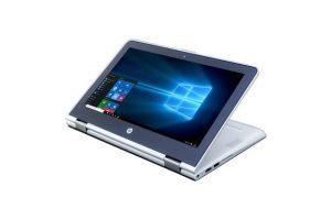 Laptop mini giá rẻ HP pavilion X360 11-ad104 TU