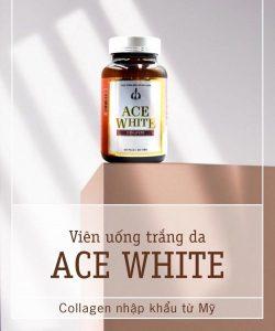 Viên uống trắng da Collagen ACE White
