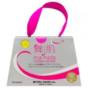 Viên uống trắng da Collagen Maihada
