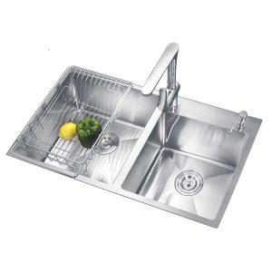 Bồn rửa chén SUS 304 Kanzler KA – 8245