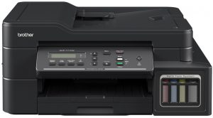 Máy in phun màu Brother DCP-T710W đa năng