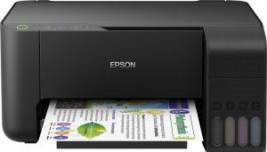 Máy in phun màu Epson L3110 đa năng