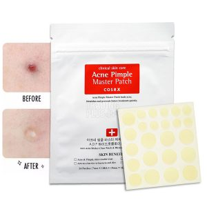 Miếng dán trị mụn Cosrx Acne pimple master patch