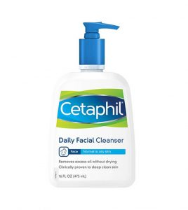 Sữa rửa mặt Cetaphil Daily Facial Cleanser For Normal to Oily Skin
