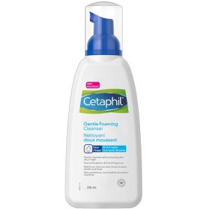 Sữa rửa mặt Cetaphil Gentle Foaming Cleanser
