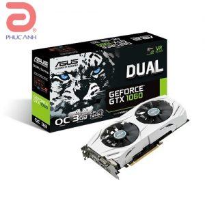 Card màn hình Asus GTX 1060 Dual 3GB DDR5