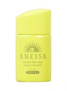 Kem chống nắng Anessa Perfect BB Base Beauty Booster tông màu tự nhiên