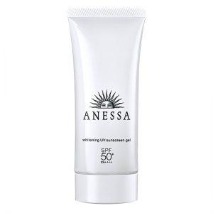 Kem chống nắng Anessa màu trắng Whitening UV Sunscreen – Chống nắng, dưỡng trắng