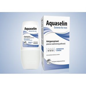 Lăn nách Aquaselin extreme for men