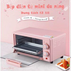 Lò vi sóng có nướng mini 12 Lit – Sun Store