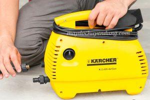 Máy rửa xe Karcher