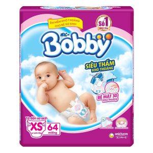 Tã cho bé Bobby siêu thoáng