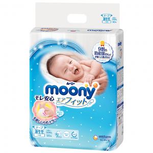Tã cho bé Moony