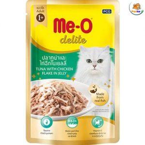 Thức ăn cho mèo Me-o