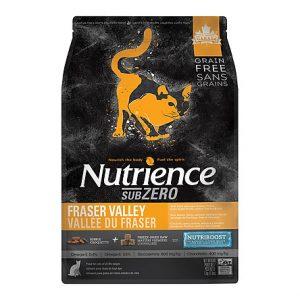 Thức ăn cho mèo Nutrience Subzero bao 5kg