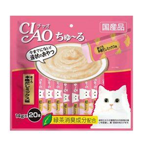 Thức ăn cho mèo - Súp thưởng Ciao Churu cho Mèo