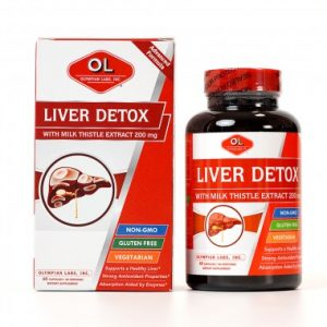 Thuốc giải rượu Liver Detox